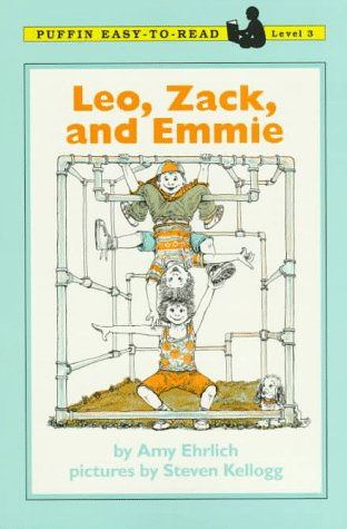 Leo, Zack, and Emmie: Level 3 (Easy-to-Read, Puffin)