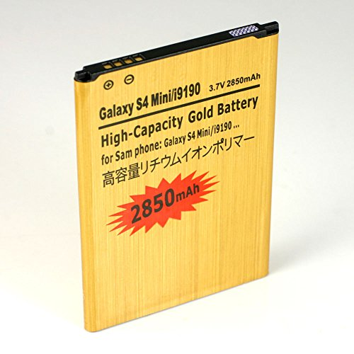 High Capacity Battery B500Be B500Ae For Samsung Galaxy S4 Mini Gt-I9190 / Samsung Galaxy S Iv Mini Gt-I9190 2850 Mah