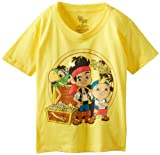 Disney Little Boys' Jake Whole Group Toddler Tee