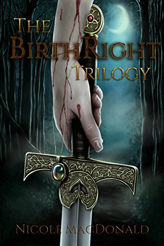 The BirthRight Trilogy Boxed Set by Nicole MacDonald ebook deal