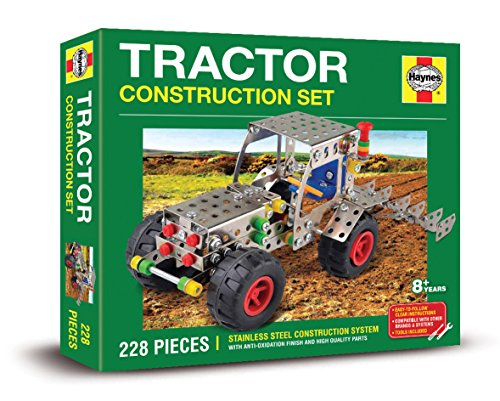 tractor-228-piece-construction-set-dvd