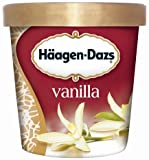 Haagen-dazs Vanilla Ice Cream (8 Pints)