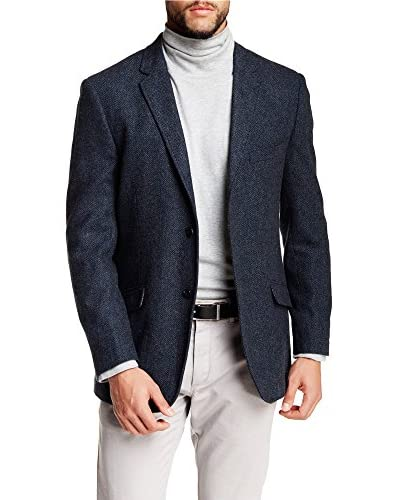James Tattersall Men's Herringbone Jacket