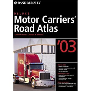 See all 1 image s for Motor carriers road atlas download