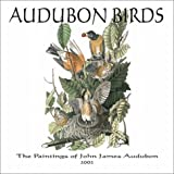 Audubon Birds 2002 Calendar (0763136573) by Audubon, John James