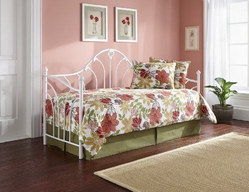 White Daybed Bedding front-637042