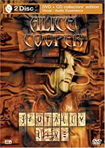 Alice Cooper - Brutally Live (DVD & CD)