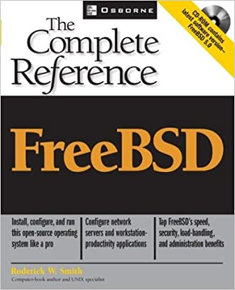 FreeBSD 5: The Complete Reference (With CD-ROM)