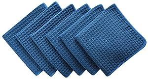 sinland profiqualit t geschirrt cher microfaser waffeltuch keine schlieren trockentuch 33cmx33cm. Black Bedroom Furniture Sets. Home Design Ideas