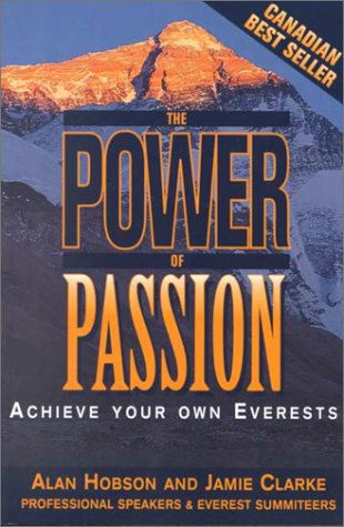 The Power of Passion, ALAN HOBSON, JAMIE CLARKE