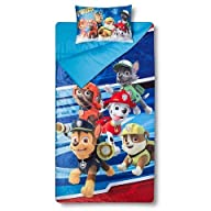Paw Patrol Sleepover Set Slumber Bag and Pillow