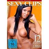 "Sexy Clips - 12 Wonderful Nude Girls im Video Kalendervon ""-"""