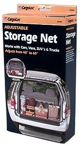 CargoLoc 84065 Adjustable Storage Net