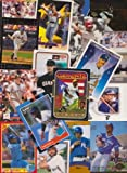 Puerto Rico / 100 Different Baseball Cards of Players from Puerto Rico! Includes Roberto Clemente, Roberto Alomar, Carlos Beltran, Bernie Williams, Ivan Rodriguez, Benito Santiago, Carlos Delgado, Jorge Posada, Ruben Sierra & more! No Duplicates / All Different Players! Includes a Game Used Card of a Puerto Rican Player
