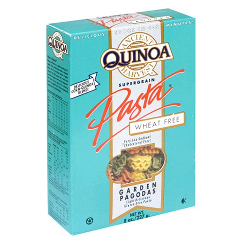 A Wheat Lover with Celiac: Review: Ancient Harvest Quinoa ...