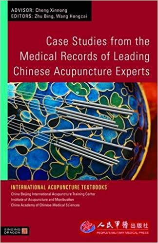 Clinical Acupuncture & Case Study Books