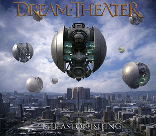 Dream Theater - The Astonishing (2cd) - Zortam Music