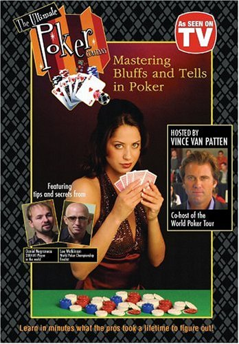 TrademarkMastering Bluffs and Tells Instructional DVD Instructional (Red)