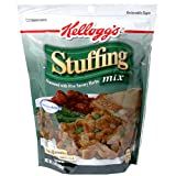 Kellogg's Stuffing Mix, 6-Ounce Bags (Pack of 12) ~ Kellogg's