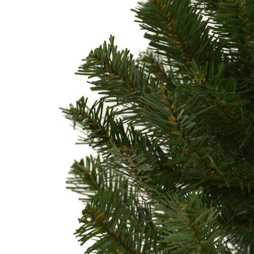 2' Green Jefferson Tabletop Artificial Christmas Tree