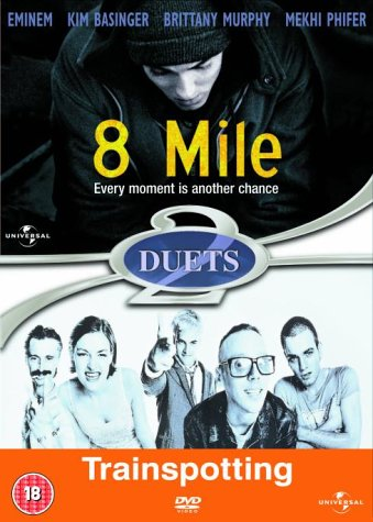 8 Mile [DVD] [Import]