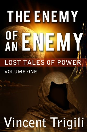 E-book - The Enemy of an Enemy by Vincent Trigili