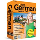 Instant Immersion: German, Levels 1,2 and 3