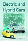 cover of Electric and Hybrid Cars: A History