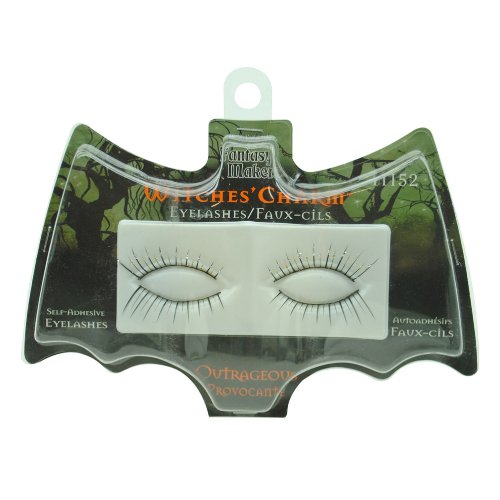 ウェットアンドワイルド FANTASY MAKERS WITCHES' CHARM EYELASHES #11152 OUTRAGEOUS