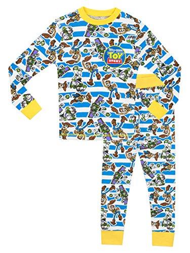 disney-toy-story-pijama-para-ninos-toy-story-ajuste-cenido-4-5-anos