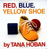 Red Blue Yellow Shoe