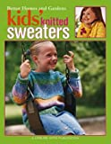 img - for Kids' Knitted Sweaters (Leisure Arts #3532) book / textbook / text book