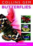 Collins Gem Butterflies & Moths (0004723376) by Chinery, Michael