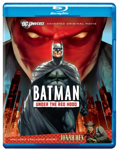 Batman: Under The Red Hood [Blu-Ray] front-609303