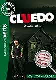 Aventures sur Mesure - Cluedo 03, Monsieur Olive