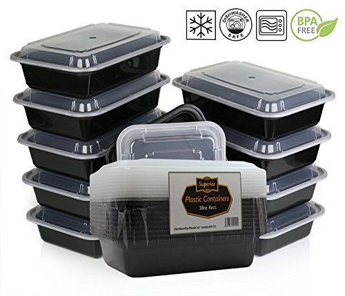 10-pack-microwave-and-dishwasher-safe-stackable-meal-prep-plastic-food-containers-with-lid-divided-p