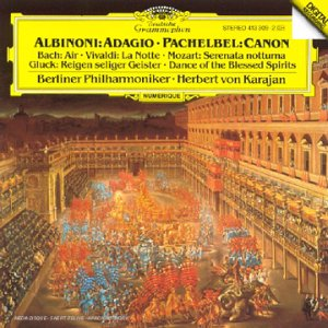 Albinoni: Adagio / Pachelbel: Canon ;