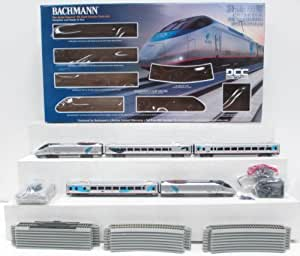 HO Spectrum Acela Express Set, Amtrak