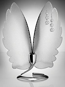 #!Cheap Large Earring Stand / Earring Holder - Angel Wings By Frunique: High Quality