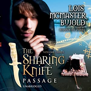 The Sharing Knife, Volume 3 Audiobook
