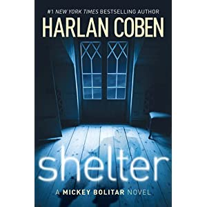 Shelter: A Mickey Bolitar Novel Hardcover Book