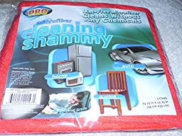 PRO Microfiber Cleaning Shammy\'s Lint-free 13.75\
