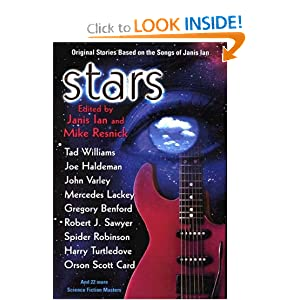 Stars: Original Stories Based on the Songs of Janis Ian (Daw Book Collectors) by Janis Ian, Mike Resnick, Mercedes Lackey and Kage Baker