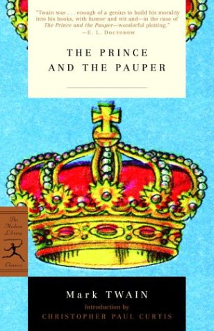 The Prince and the Pauper (Modern Library Classics)