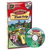 Jump Start Pre-K - 1st Grade DVD Game: Frankie's Field Trip