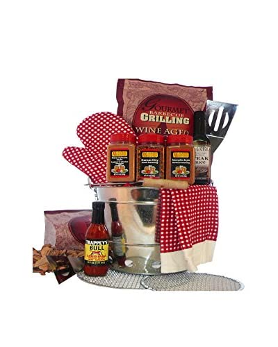 Art of Appreciation Gift Baskets Billy Joe's Grilling On-The-Go BBQ Gift