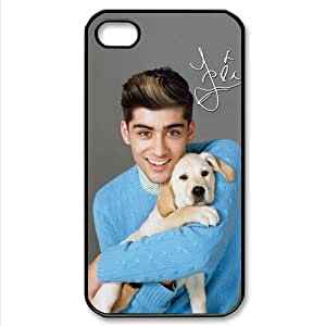 Zayn Malik slim fit flexible TPU Case Cover for Iphone4/4S: Cell