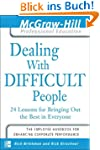 Dealing with Difficult People: 24 les...