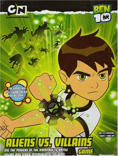 516FTGJh3DL Cheap Price Ben 10 Aliens Vs. Villains Game