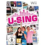 "U-SING: U've got talent!von ""Koch Media GmbH"""